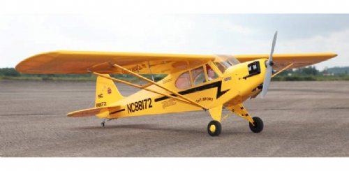 Seagull Piper Cub 88in (120) 2.24m (88.2in) (SEA-74)
